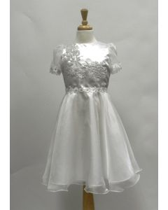 8468 FIRST COMMUNION DRESS